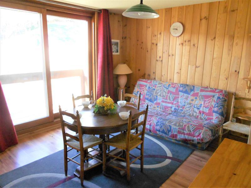 Vakantie in de bergen Studio cabine 5 personen (511) - La Résidence Vostok Zodiaque - Le Corbier - Tafel