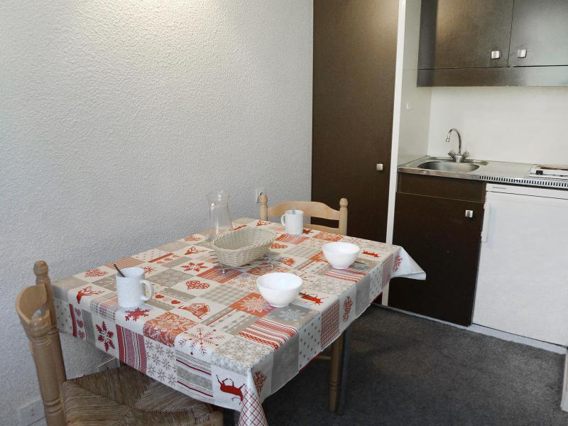 Holiday in mountain resort 1 room apartment 3 people (7) - La Roche Blanche - Val Thorens - Accommodation
