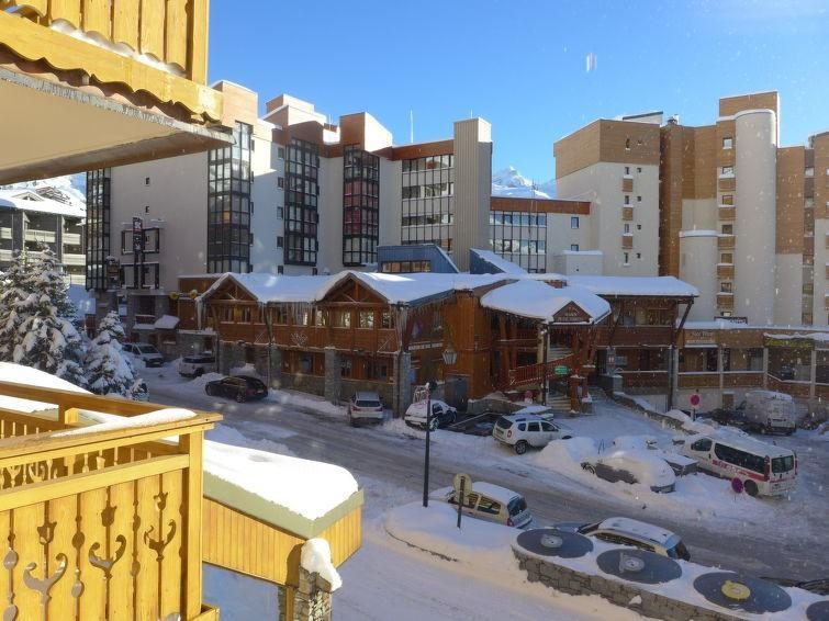 Holiday in mountain resort 1 room apartment 4 people (4) - La Roche Blanche - Val Thorens - Accommodation