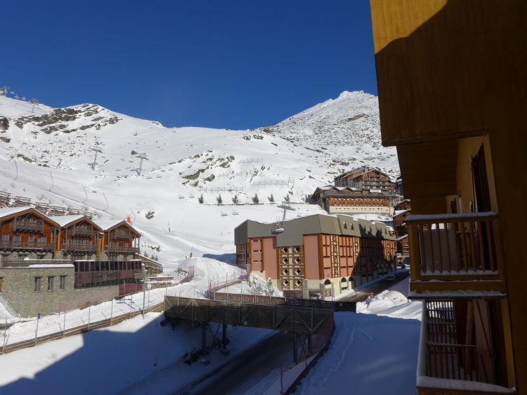 Holiday in mountain resort 1 room apartment 4 people (6) - La Roche Blanche - Val Thorens - Accommodation