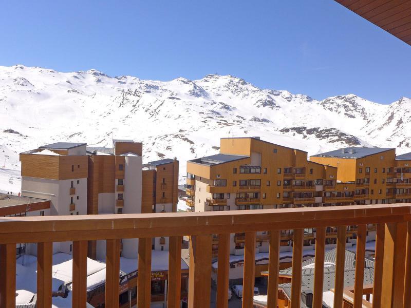 Vakantie in de bergen Appartement 2 kamers 6 personen (11) - La Roche Blanche - Val Thorens