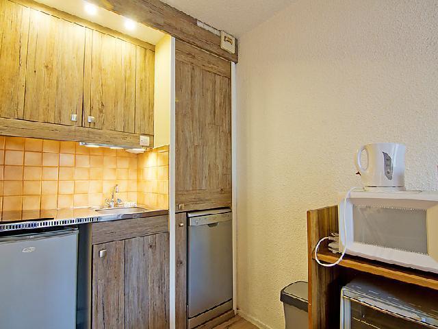 Vakantie in de bergen Appartement 1 kamers 4 personen (4) - La Roche Blanche - Val Thorens - Verblijf