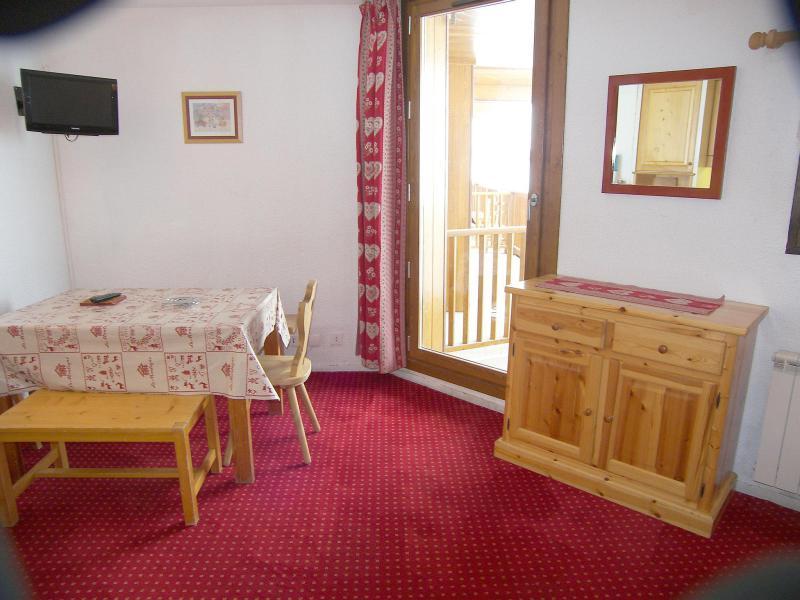 Vakantie in de bergen Appartement 1 kamers 4 personen (6) - La Roche Blanche - Val Thorens - Verblijf