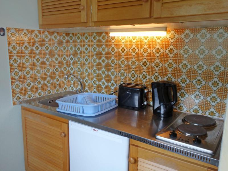 Vakantie in de bergen Appartement 1 kamers 4 personen (2) - La Royale - Saint Gervais