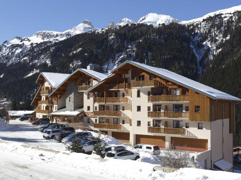 Vacaciones en montaña La Turra - Valfréjus