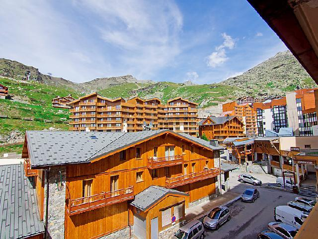 Holiday in mountain resort 1 room apartment 3 people (16) - La Vanoise - Val Thorens - Accommodation
