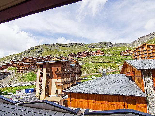 Holiday in mountain resort 1 room apartment 3 people (1) - La Vanoise - Val Thorens - Summer outside