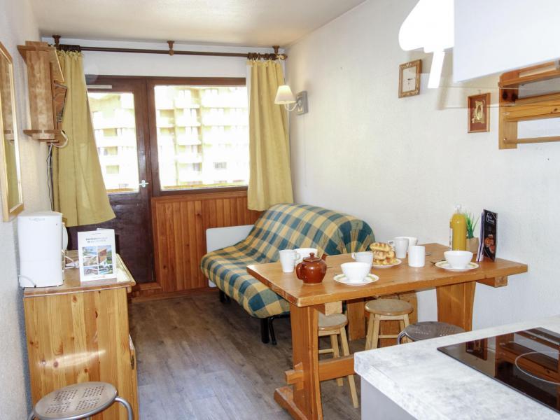 Vakantie in de bergen Appartement 1 kamers 3 personen (18) - La Vanoise - Val Thorens