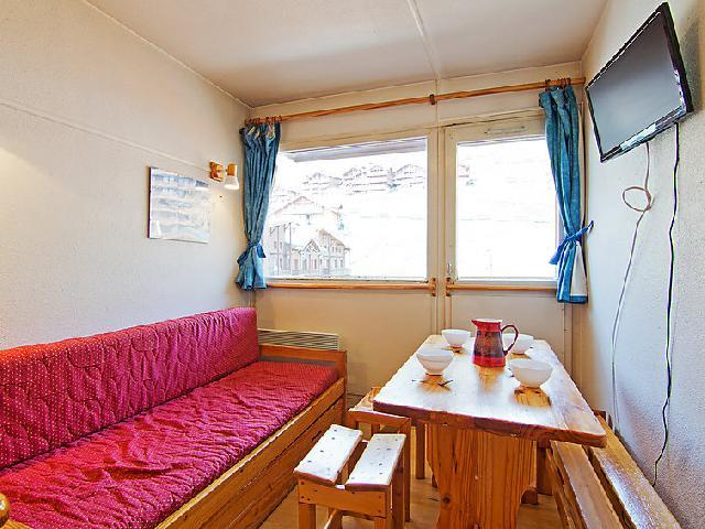 Vakantie in de bergen Appartement 1 kamers 3 personen (16) - La Vanoise - Val Thorens - Verblijf