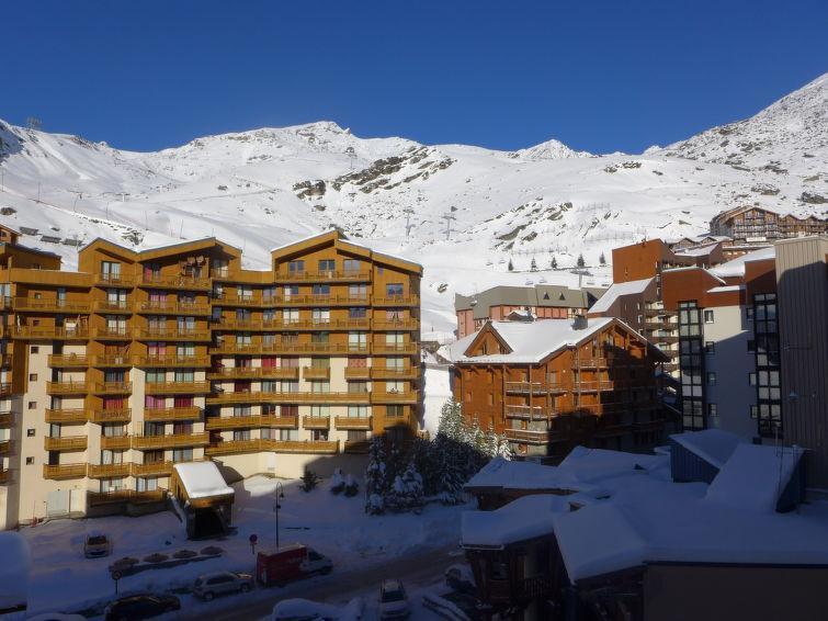 Vakantie in de bergen Appartement 1 kamers 3 personen (18) - La Vanoise - Val Thorens - Verblijf