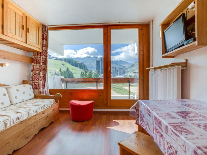 Vakantie in de bergen Appartement 1 kamers 4 personen (5) - Lac du Lou - Chavière - Péclet - Les Menuires - Verblijf