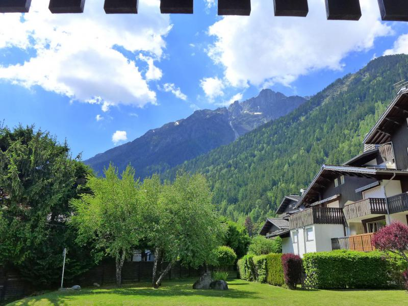 Holiday in mountain resort 1 room apartment 2 people (1) - Lachenal - Chamonix - Accommodation