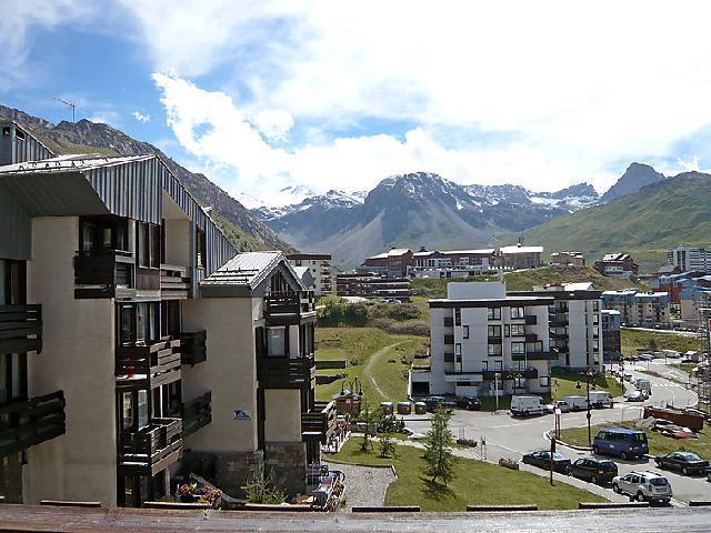 Vakantie in de bergen Appartement 3 kamers 6 personen (9) - Le 2100 A et B - Tignes - Buiten zomer