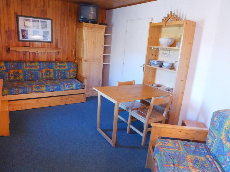 Vakantie in de bergen Studio 3 personen (1) - Le 2100 A et B - Tignes