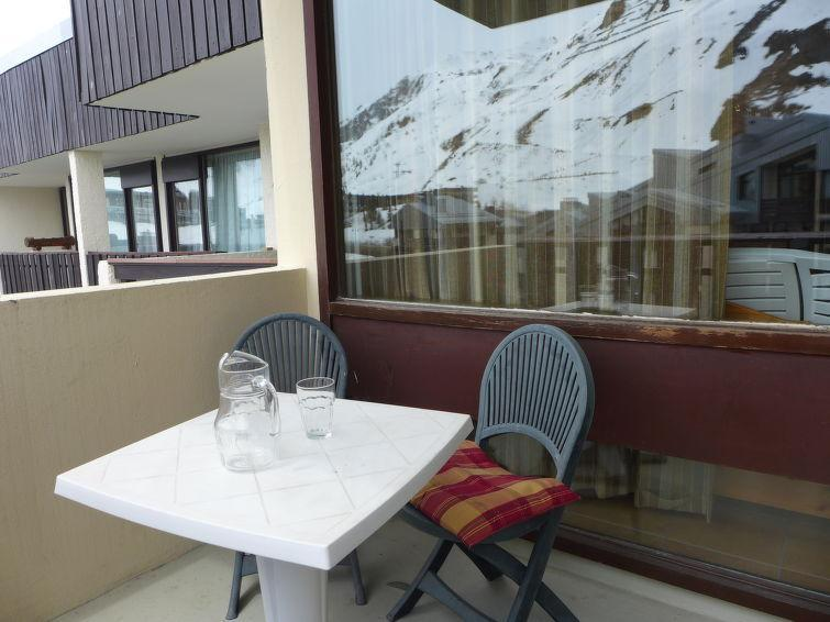 Holiday in mountain resort 3 room apartment 6 people (7) - Le 2100 A et B - Tignes - Accommodation