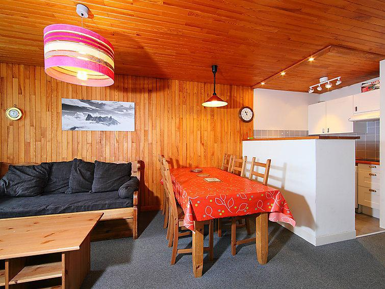 Holiday in mountain resort 3 room apartment 6 people (9) - Le 2100 A et B - Tignes - Accommodation