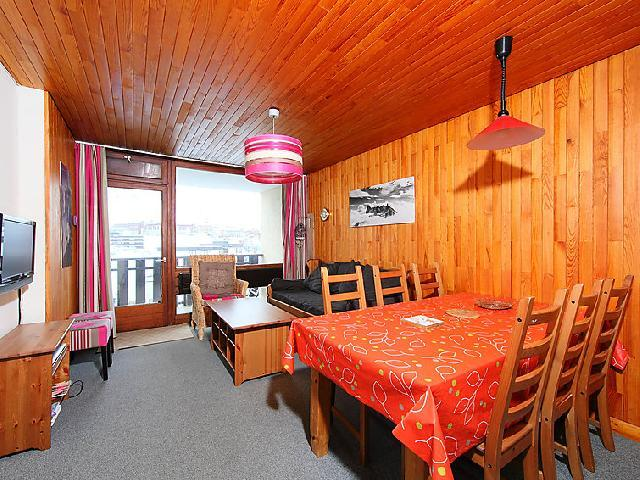 Holiday in mountain resort 3 room apartment 6 people (9) - Le 2100 A et B - Tignes - Chair