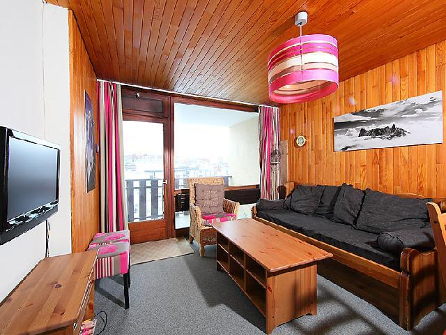 Holiday in mountain resort 3 room apartment 6 people (9) - Le 2100 A et B - Tignes - Settee