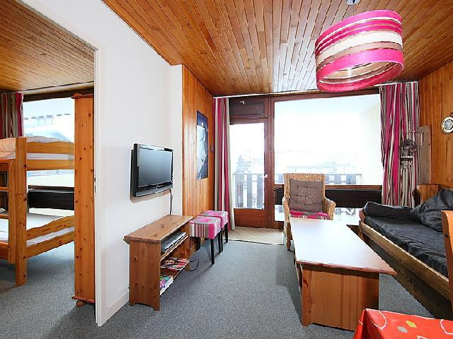 Holiday in mountain resort 3 room apartment 6 people (9) - Le 2100 A et B - Tignes - Table