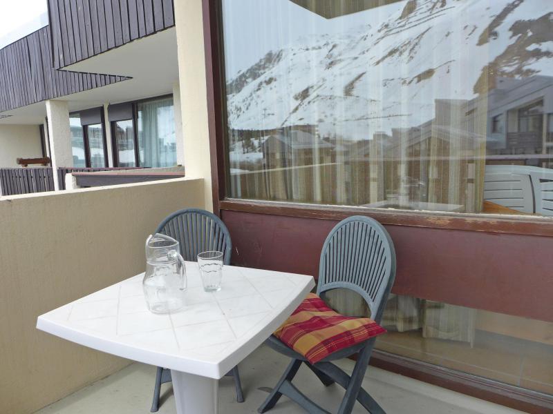 Vakantie in de bergen Appartement 3 kamers 6 personen (7) - Le 2100 A et B - Tignes