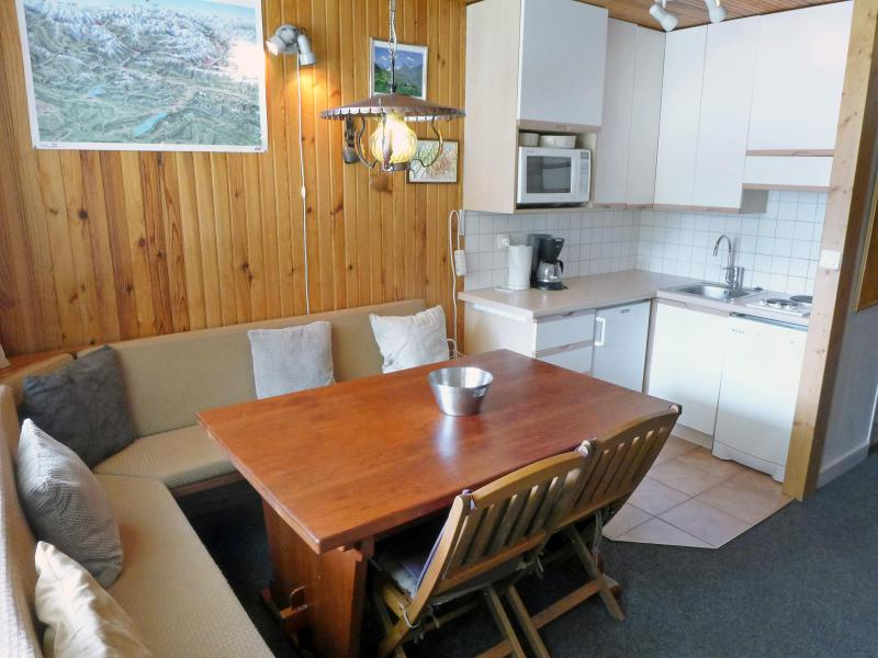Holiday in mountain resort Studio sleeping corner 4 people (8) - Le 2100 A et B - Tignes - Summer outside