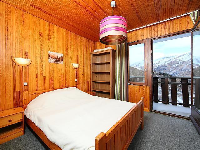 Vakantie in de bergen Appartement 3 kamers 6 personen (9) - Le 2100 A et B - Tignes - 2 persoons bed