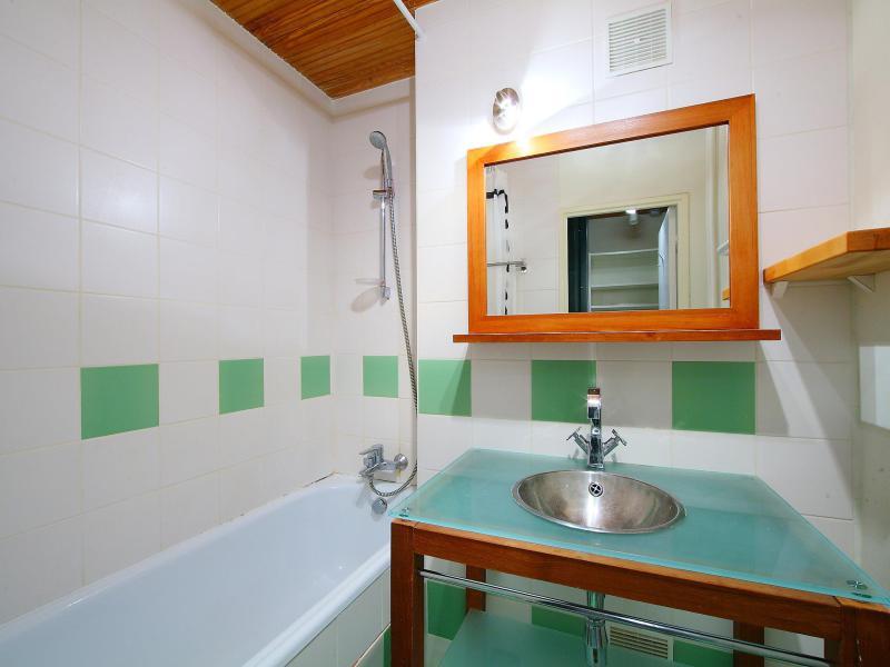 Vakantie in de bergen Appartement 3 kamers 6 personen (9) - Le 2100 A et B - Tignes - Douche