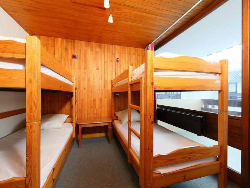 Vakantie in de bergen Appartement 3 kamers 6 personen (9) - Le 2100 A et B - Tignes - Stapelbedden