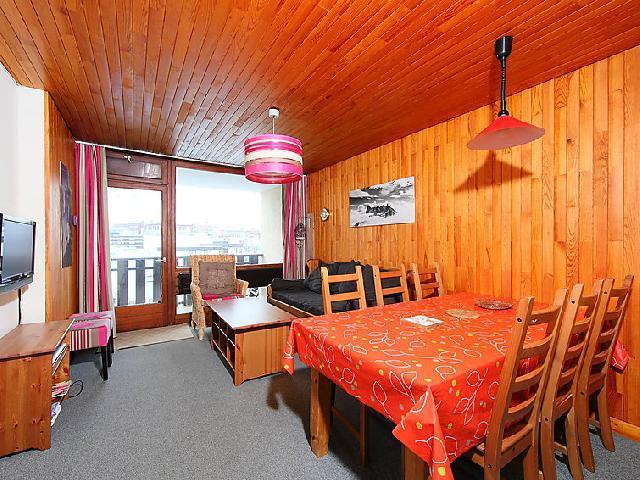 Vakantie in de bergen Appartement 3 kamers 6 personen (9) - Le 2100 A et B - Tignes - Stoel