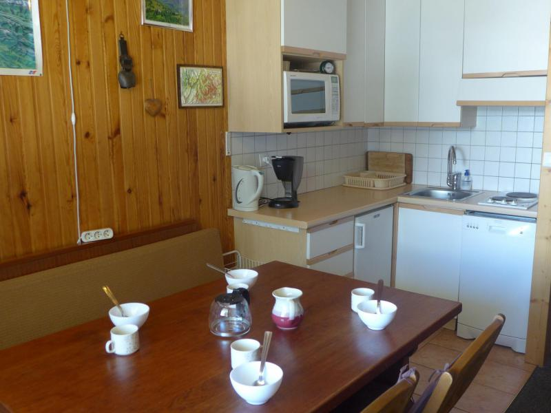 Holiday in mountain resort Studio sleeping corner 4 people (8) - Le 2100 A et B - Tignes - Accommodation