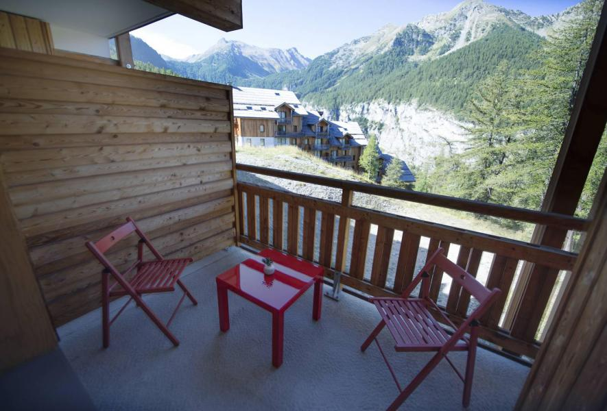 Wakacje w górach Apartament 4 pokojowy 8 osób (BDA501) - Le Balcon des Airelles - Les Orres