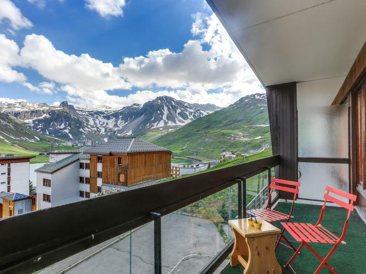 Holiday in mountain resort 2 room apartment 6 people (5) - Le Bec Rouge - Tignes - Accommodation