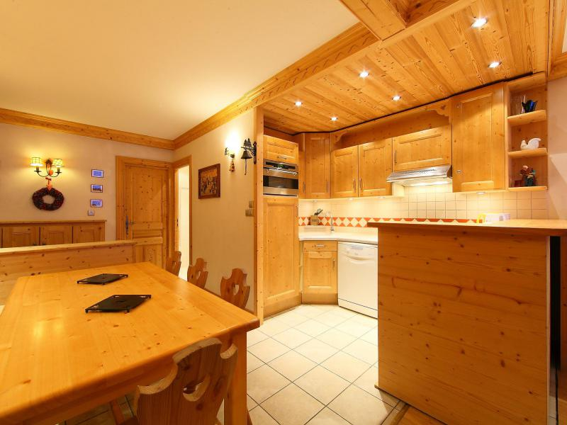 Holiday in mountain resort 3 room apartment 8 people (2) - Le Bec Rouge - Tignes - Kitchenette