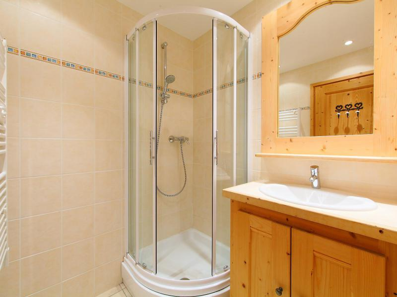 Holiday in mountain resort 3 room apartment 8 people (2) - Le Bec Rouge - Tignes - Shower