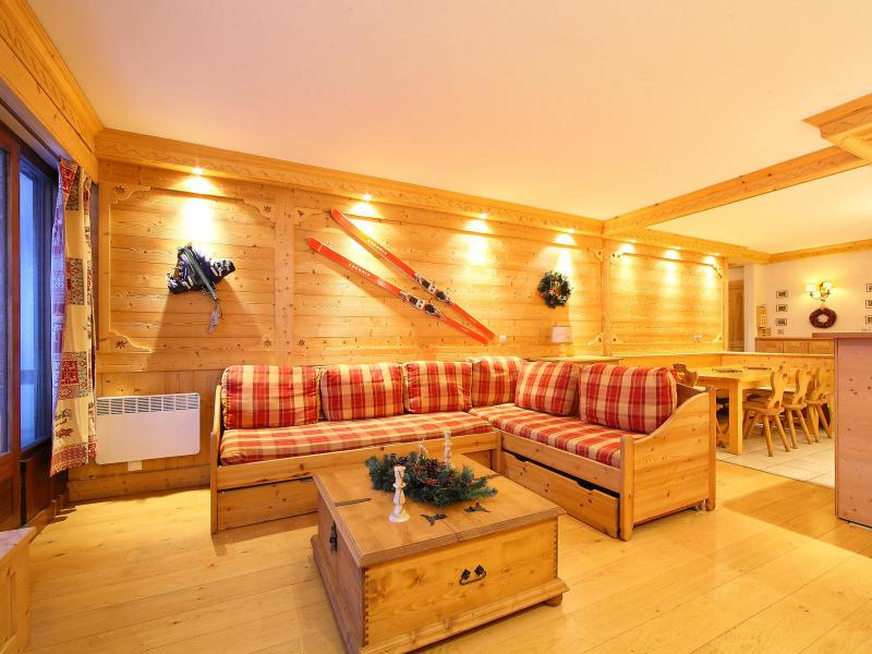 Vakantie in de bergen Appartement 3 kamers 8 personen (2) - Le Bec Rouge - Tignes - Verblijf