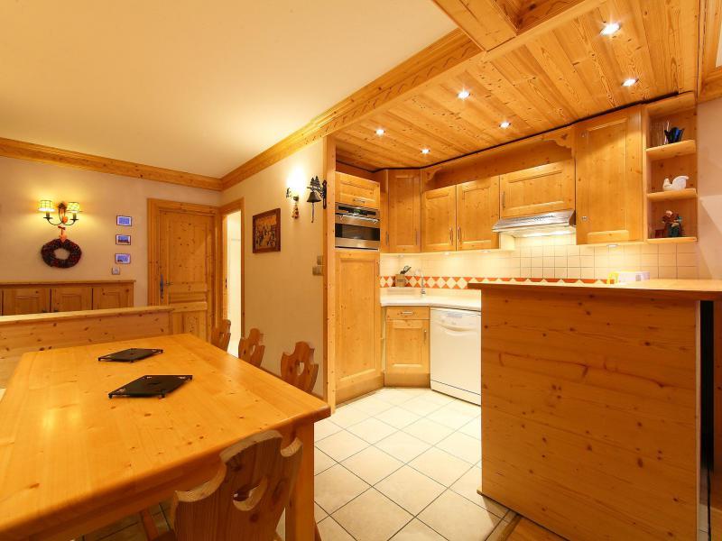 Vakantie in de bergen Appartement 3 kamers 8 personen (2) - Le Bec Rouge - Tignes - Keukenblok
