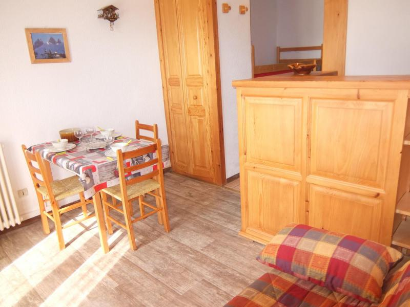Holiday in mountain resort 1 room apartment 3 people (4) - Le Bochate - Les Bottières - Accommodation