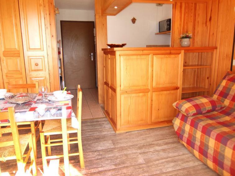 Location au ski Appartement 1 pièces 3 personnes (4) - Le Bochate - Les Bottières - Extérieur été