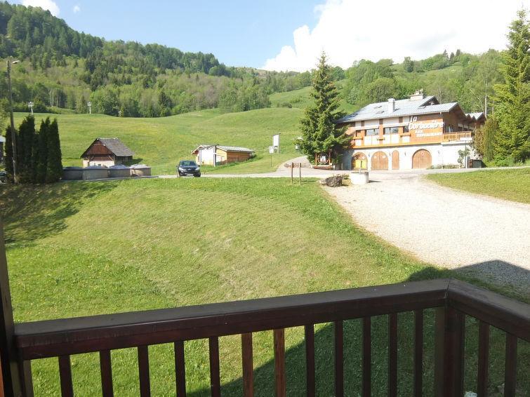 Vakantie in de bergen Appartement 1 kamers 4 personen (5) - Le Bochate - Les Bottières - Verblijf