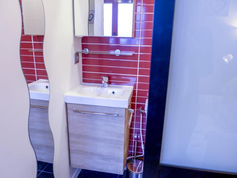Holiday in mountain resort 1 room apartment 2 people (6) - Le Bois du Bouchet - Chamonix - Accommodation