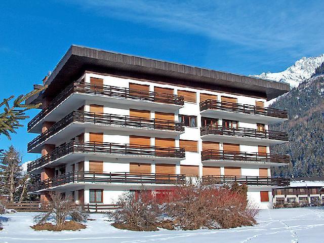 Holiday in mountain resort 3 room apartment 4 people (1) - Le Bois du Bouchet - Chamonix