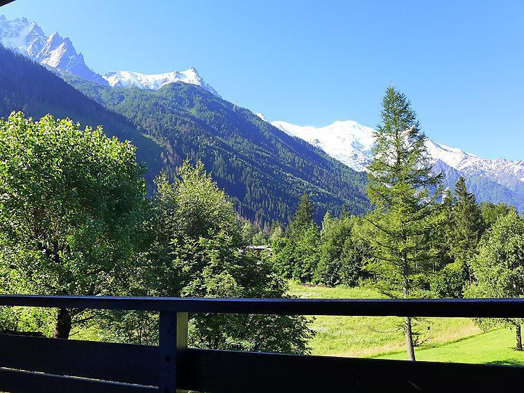 Holiday in mountain resort 3 room apartment 4 people (1) - Le Bois du Bouchet - Chamonix - Accommodation