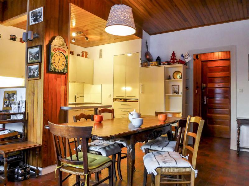 Holiday in mountain resort 3 room apartment 4 people (7) - Le Bois du Bouchet - Chamonix