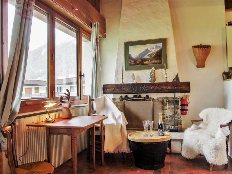 Vakantie in de bergen Appartement 3 kamers 4 personen (7) - Le Bois du Bouchet - Chamonix - Verblijf