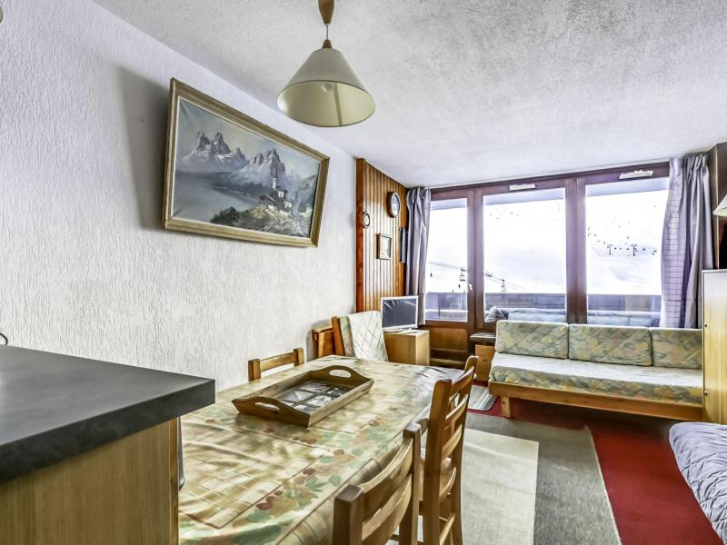 Holiday in mountain resort 1 room apartment 4 people (5) - Le Bollin - Tignes - Accommodation