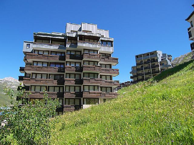 Holiday in mountain resort 2 room apartment 6 people (4) - Le Bollin - Tignes - Summer outside