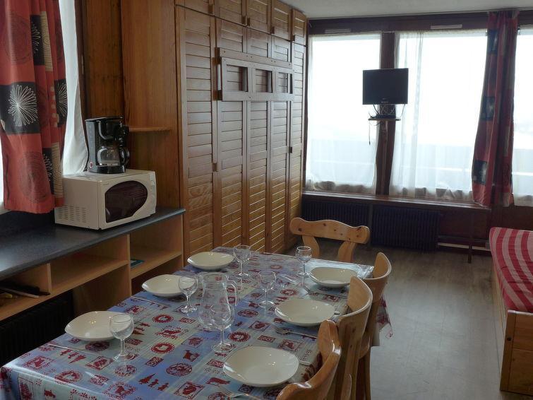 Vakantie in de bergen Appartement 2 kamers 6 personen (4) - Le Bollin - Tignes - Verblijf