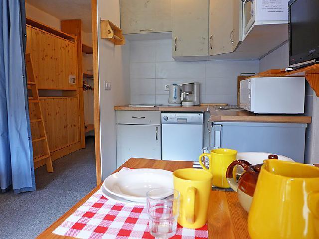 Vakantie in de bergen Studio bergnis 4 personen (3) - Le Bollin - Tignes - Verblijf