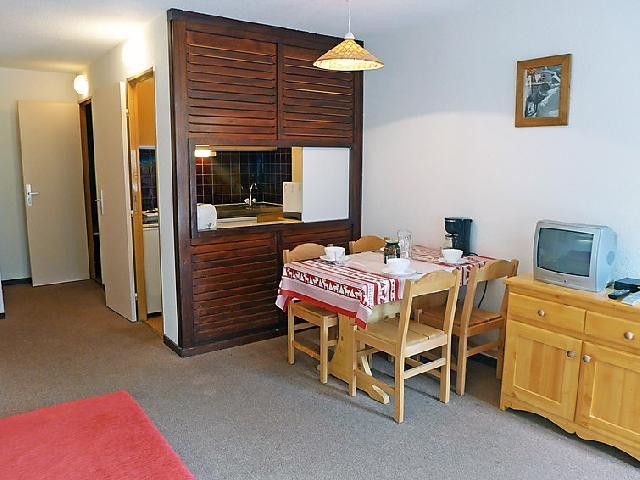Holiday in mountain resort 1 room apartment 4 people (10) - Le Borsat - Tignes - Accommodation