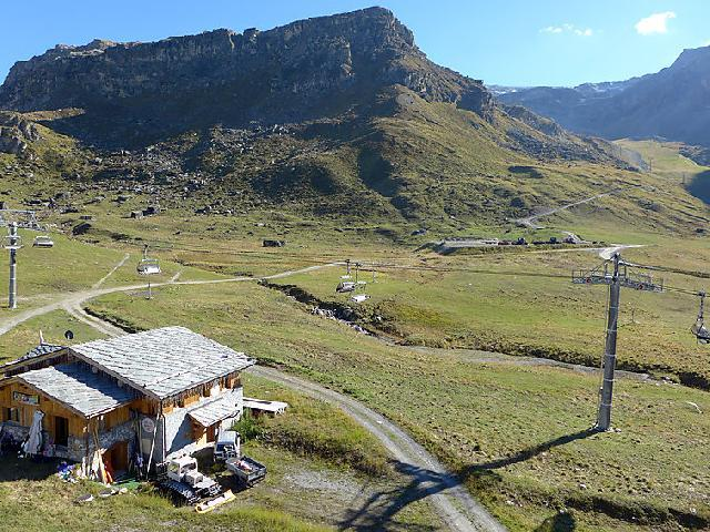Holiday in mountain resort 1 room apartment 4 people (12) - Le Borsat - Tignes - Accommodation